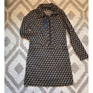NWT Geo print dress from Spain - with pockets!